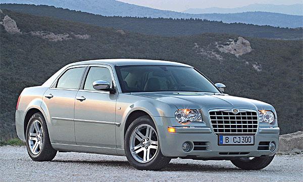 Chrysler увеличил продажи в США