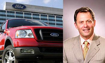Из компании Ford увольняется Стивен Хэмп