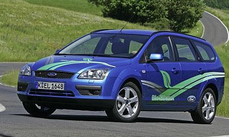 Ford получил премию EUBIA за автомобили, работающие на биоэтаноле