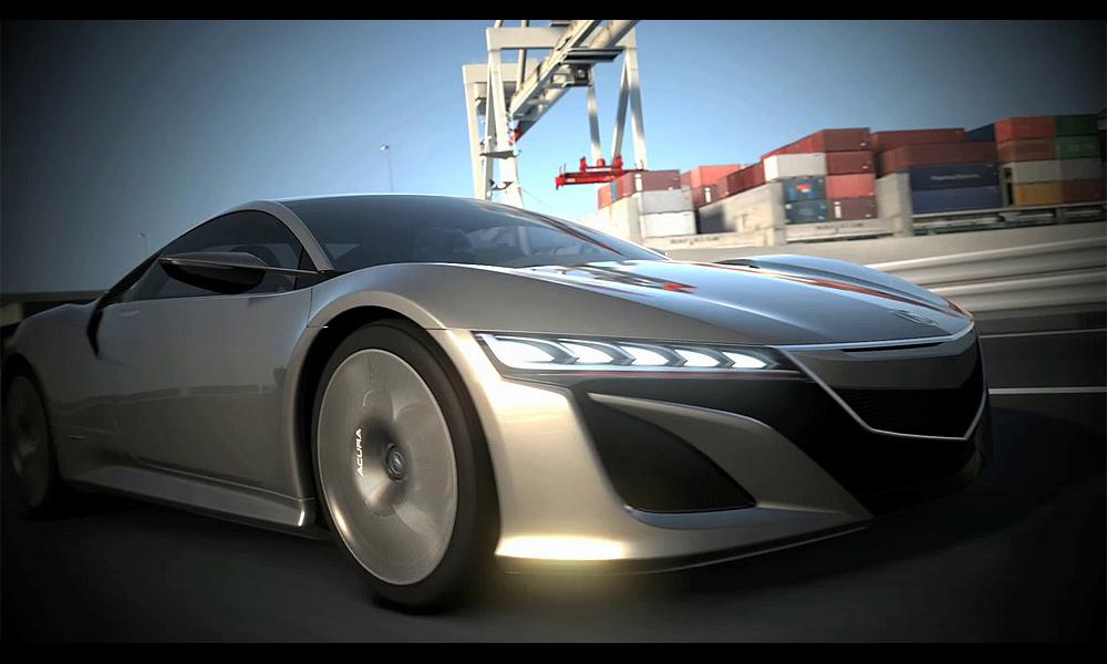 Acura сделает спорткар для пролетариата