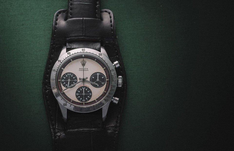 Часы «Rolex Daytona», Rolex