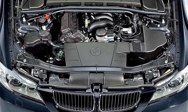 Двигатель BMW 320si