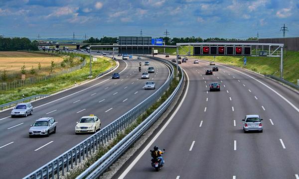 Схема движения на Каширском шоссе изменится с 23 июля