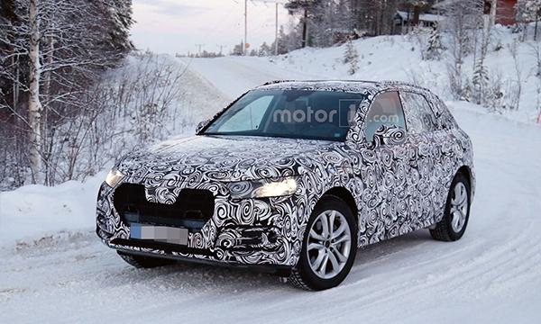 Новое поколение Audi Q5 получит RS-версию