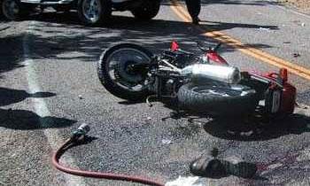 Три мотоциклиста погибли под колесами самосвала в США