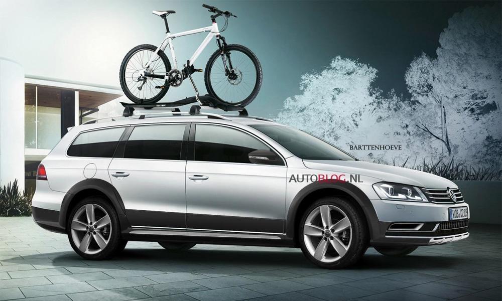 Volkswagen Cross Passat Variant