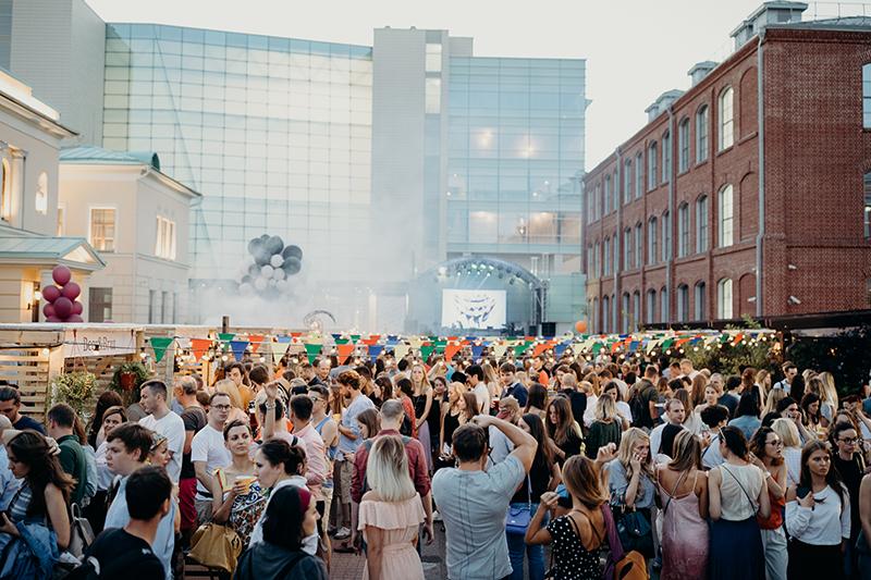Фестиваль Perelman Fest