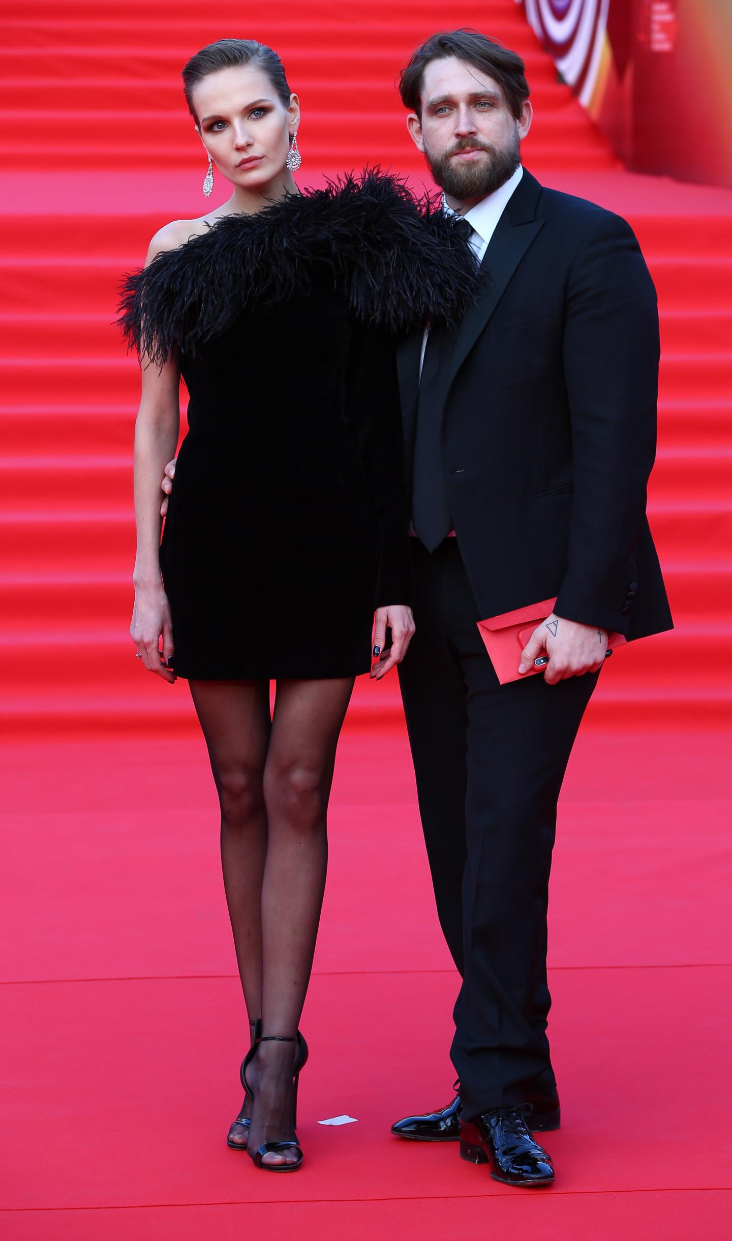 Мария Фомина и Алексей Киселев