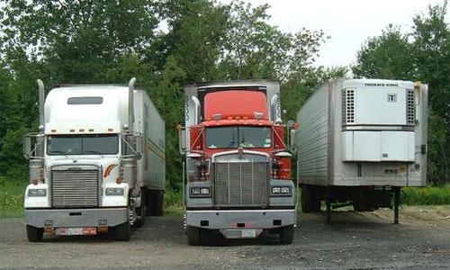 Борьба с грузовиками распространяется на Подмосковье