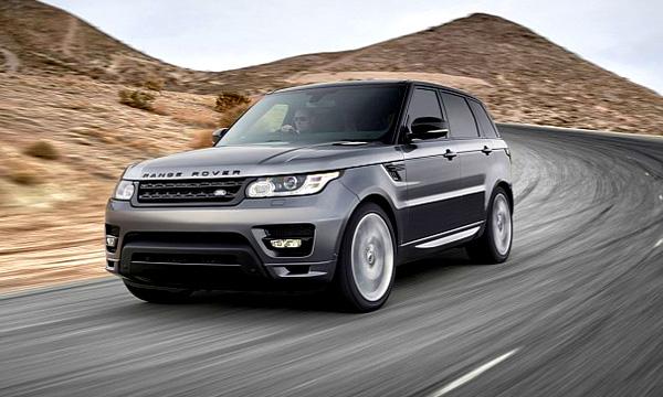 Land Rover объявил цены на новый Range Rover Sport
