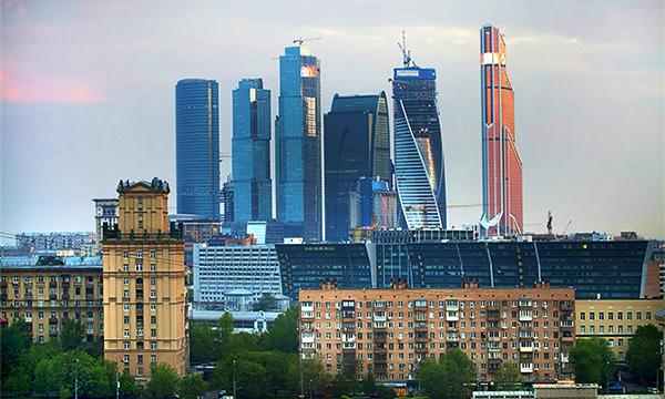 Движение вокруг «Москвы-Сити» предложили сделать односторонним