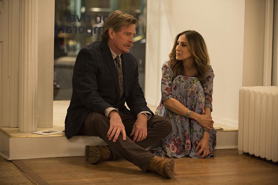 Кадр из сериала «Развод»