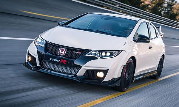 Honda Civic Type R получил 310-сильный мотор
