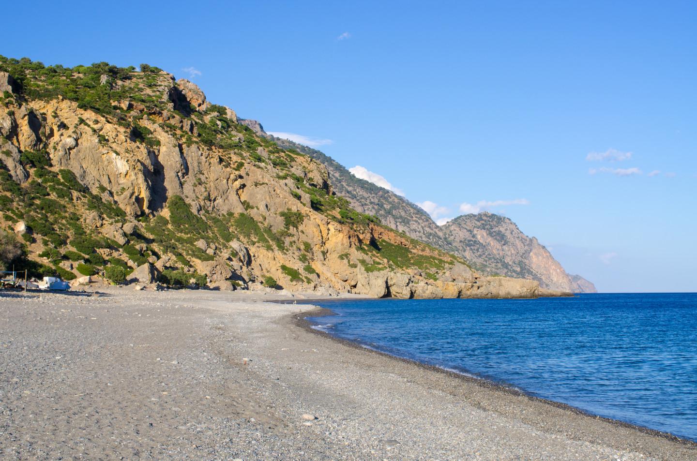 Пляж Суйя (островКрит), Греция