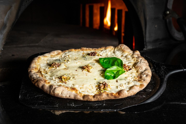 Пицца «Шесть сыров»