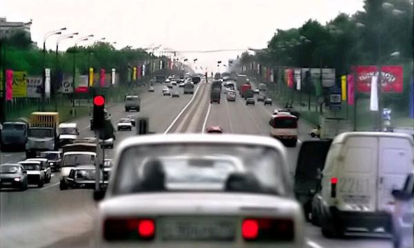 Светофоры на Волоколамском шоссе автоматизируют в этом году