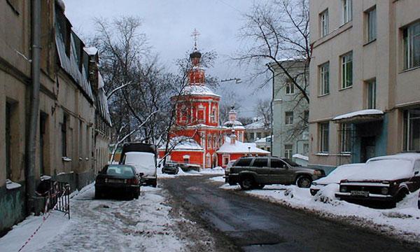 Переулки в центре Москвы сохранят двустороннее движение