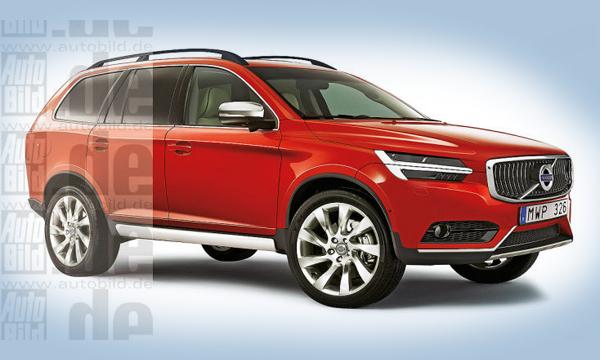 Новый Volvo XC90 покажут через год