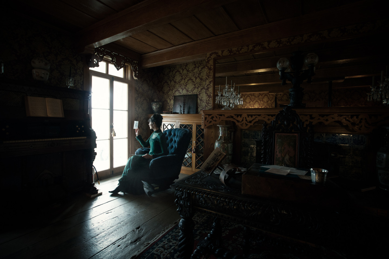 Дом Элис Остин в Статен-Айленде, Нью-Йорк