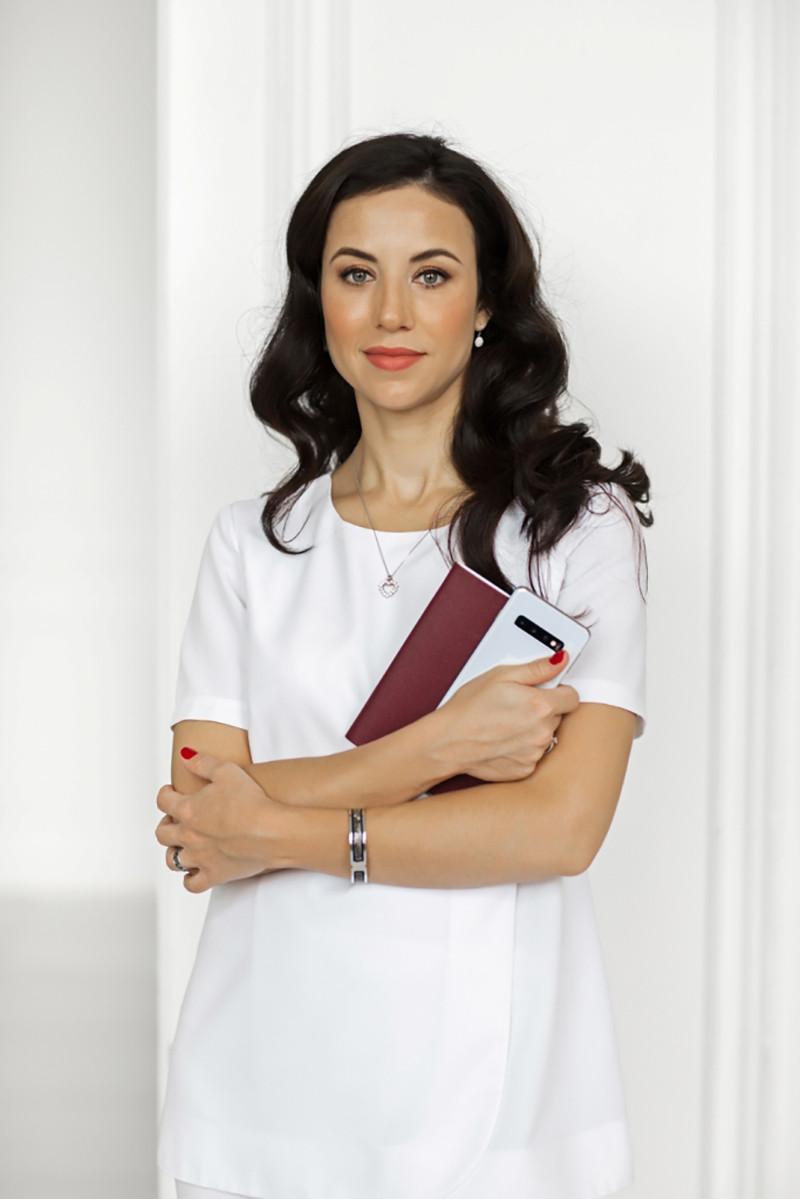 Елена Макуха — врач-дерматовенеролог, косметолог, Remedy Lab