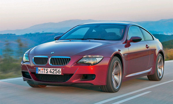 Продажи BMW падают