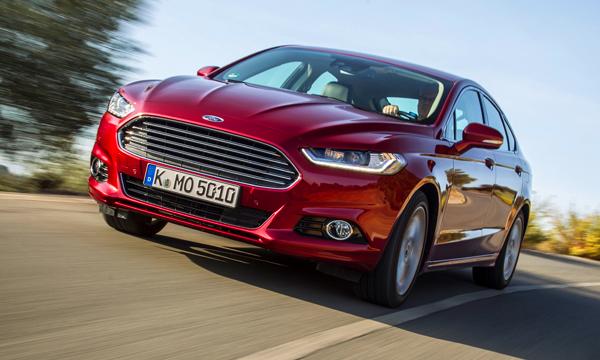 Названы российские цены на новый Ford Mondeo