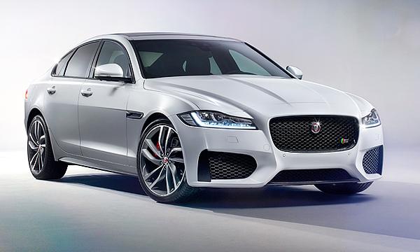 Новый Jaguar XF: все подробности о бизнес-седане