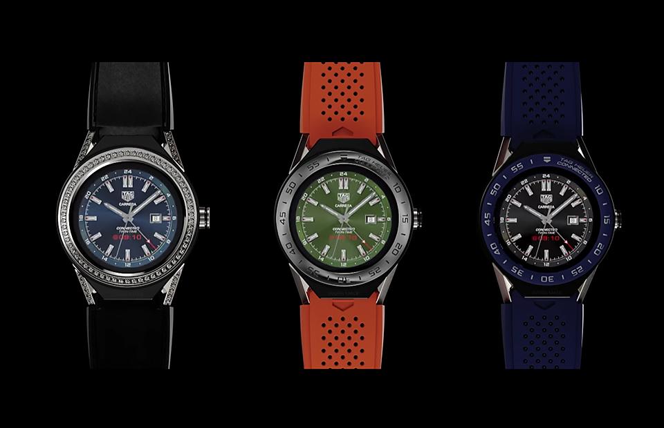 У TAG Heuer появились новые умные часы