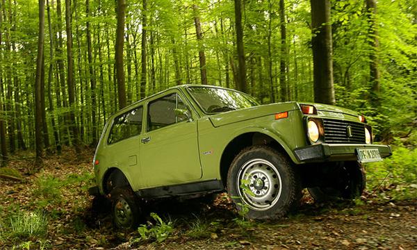 АвтоВАЗ отправит на экспорт специальную версию Lada 4х4