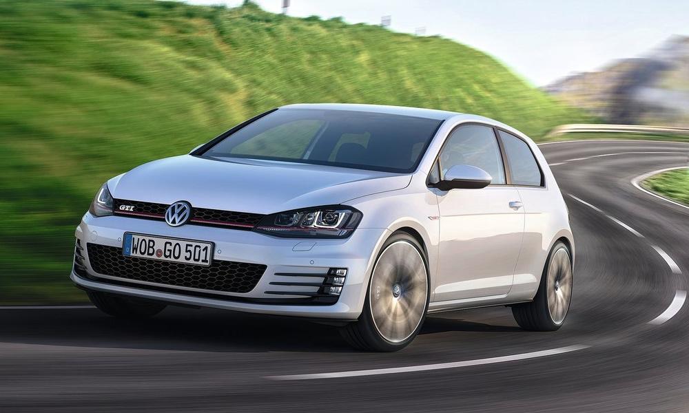 Volkswagen объявил старт продаж нового Golf GTI в России