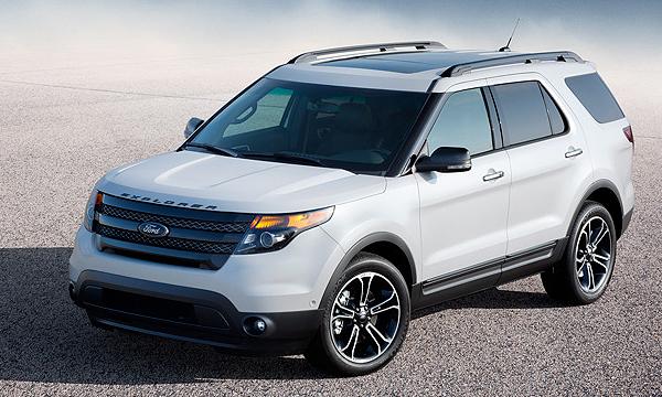 Ford Explorer получил русифицированную мультимедийную систему