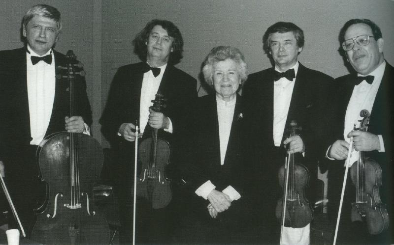 С Квартетом им.Шостаковича