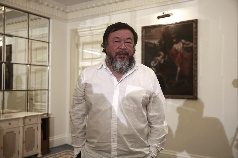 Ай Вэйвэй, китайский современный художник и архитектор