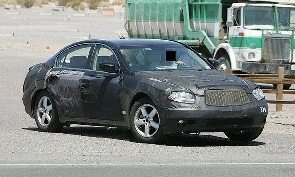 Hyundai Equus проходит дорожные тесты в США
