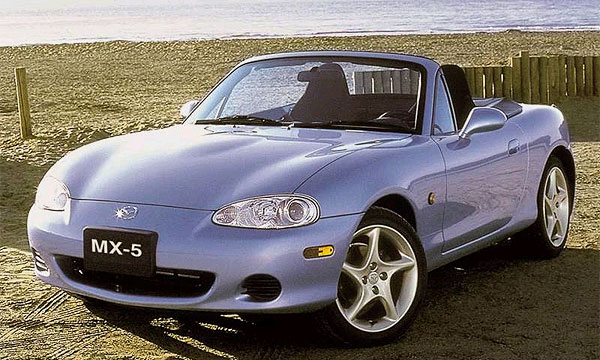 Mazda MX-5 Miata