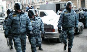 В Москве задержан мужчина, бросавшийся под колеса машин ради денег