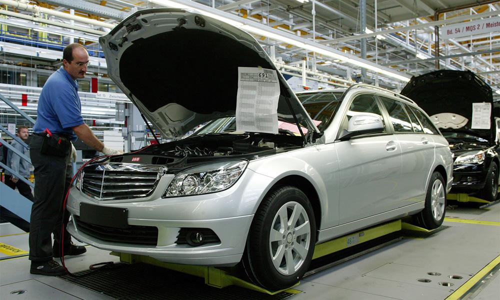 Автомобили Mercedes-Benz получат двигатели Renault