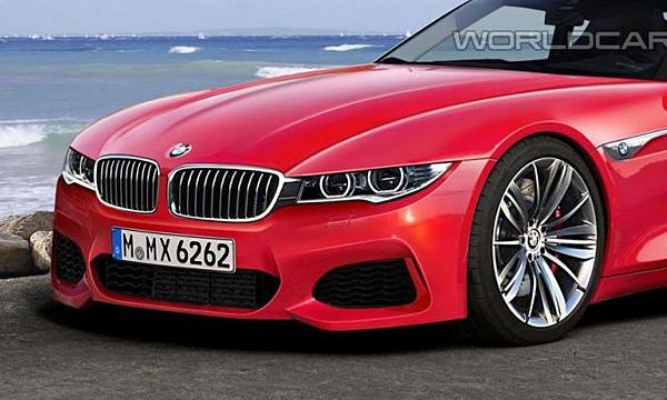 BMW и Toyota создали концепт нового родстера