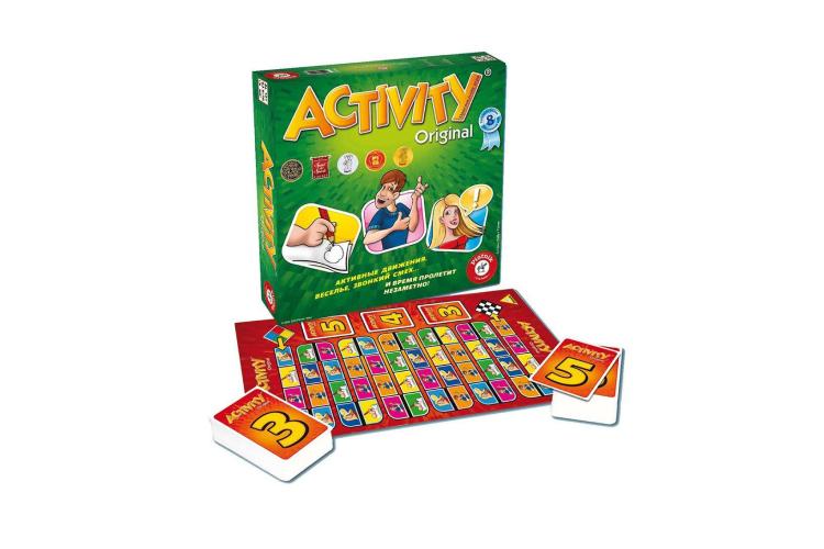 Настольная игра «Активити»