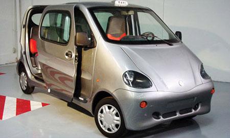 Индийская компания Tata Motors разработала автомобиль, работающий на сжатом воздухе