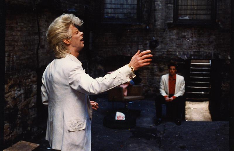 Кадр из фильма «Джонни Замша»