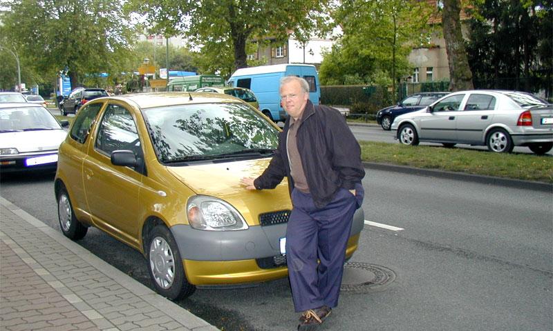 Средний возраст покупателя автомобиля в Германии составляет 50 лет