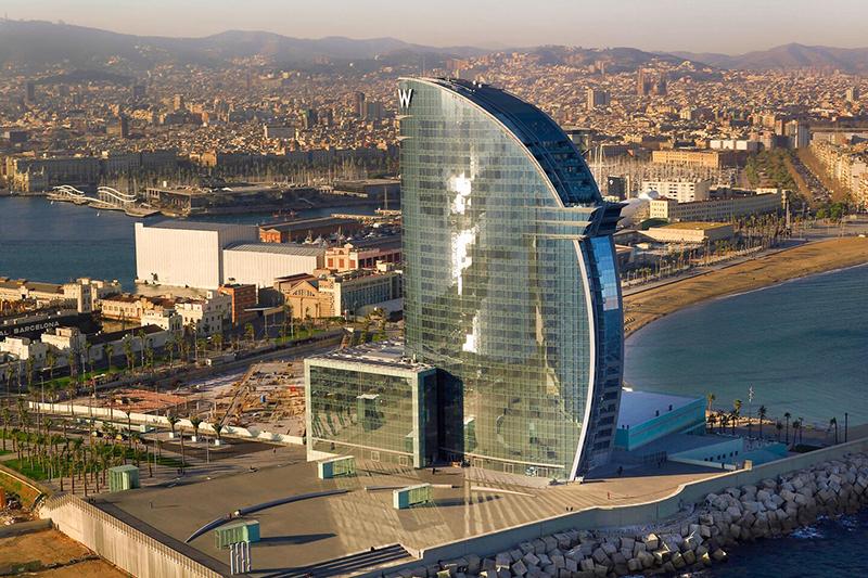 ОтельW Barcelona