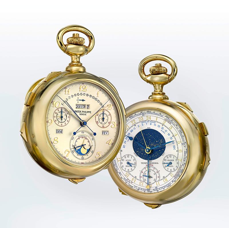 Часы Patek Philippe Caliber 89