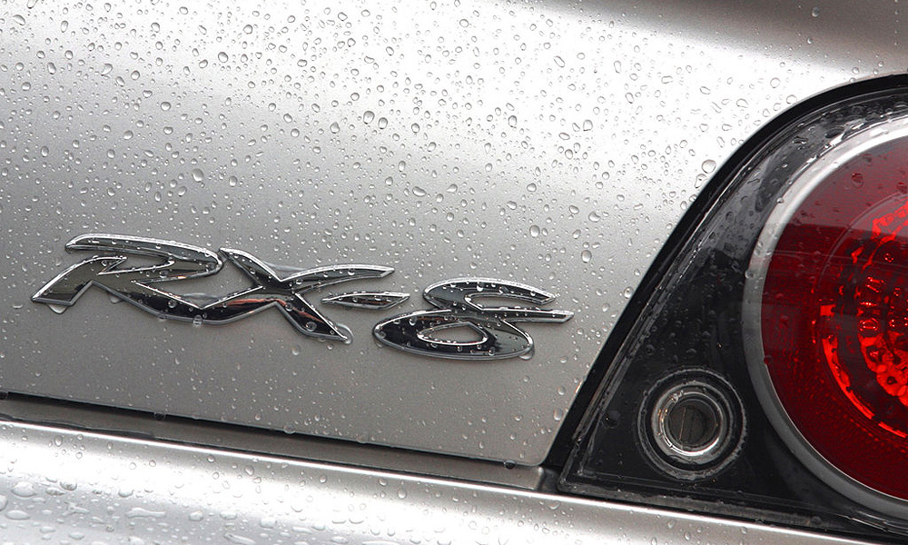 Mazda покажет во Франкфурте обновленный RX-8