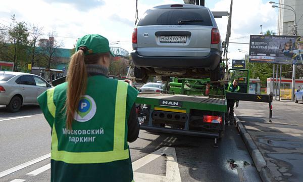 Сотрудников «Московского паркинга» проверят на детекторе лжи
