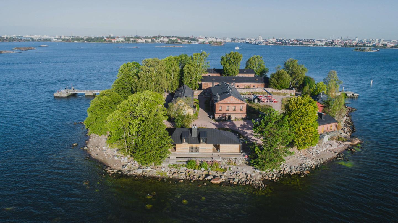 Остров Лонна, Финляндия
