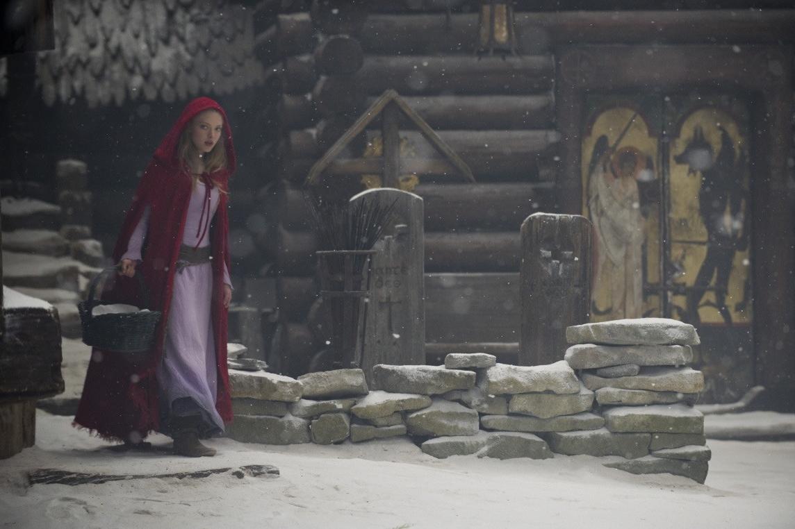 Кадр из фильма«Красная Шапочка»