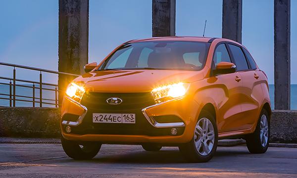 АвтоВАЗ прекратит продажи Lada XRAY с двигателем Nissan