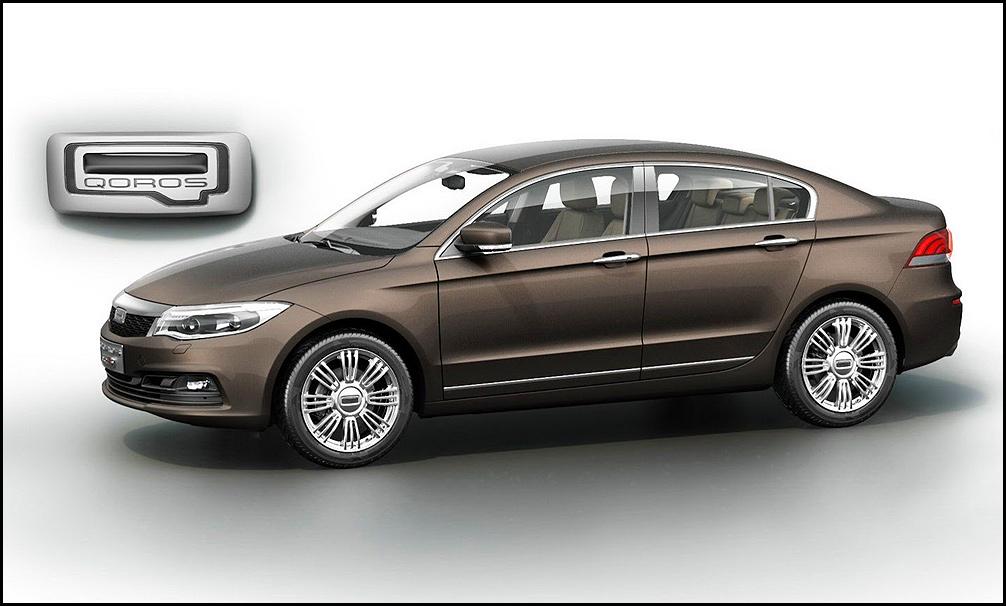 Qoros Auto: три модели за полгода